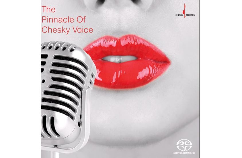 CD диск Inakustik 0167803 The Pinnacle Of Chesky Voice (SACD)